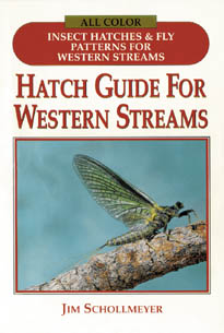 Recommended books for Fly fishing entomology